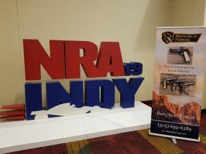 NRA SHOW 2019 REPUBLIC FORGE COVERAGE VIA GUNBLAST.COM