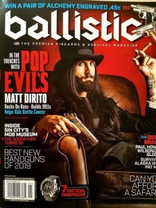 BALLISTIC MAGAZINE FEATURES REPUBLIC FORGE & BOBBY TYLER