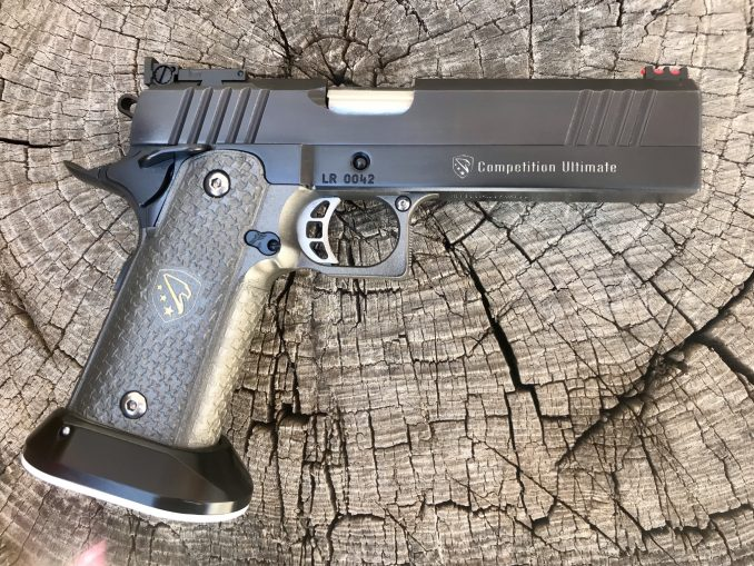 2011 Competition Ultimate Blued .40S&W