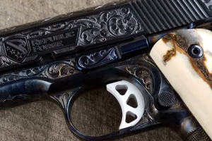 GUNBLAST.COM VISITS WITH TYLER GUN WORKS TO SHOOT REPUBLIC FORGE 9MM 1911