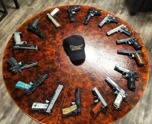 American Handgunner Features Republic Forge