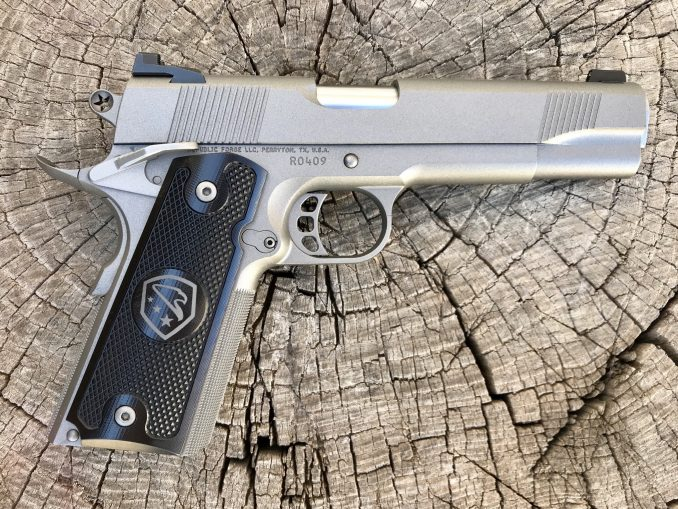 .45 ACP Republic Government RO409 – SOLD