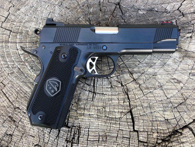 10mm Blued Government Patriot LR0023