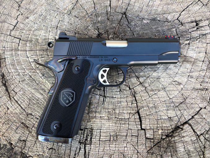 10mm Blued Government Patriot LR0027
